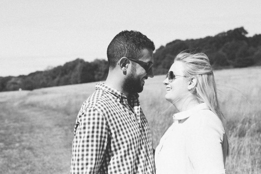 Hainault Forest Engagement Shoot | Leigh & Will