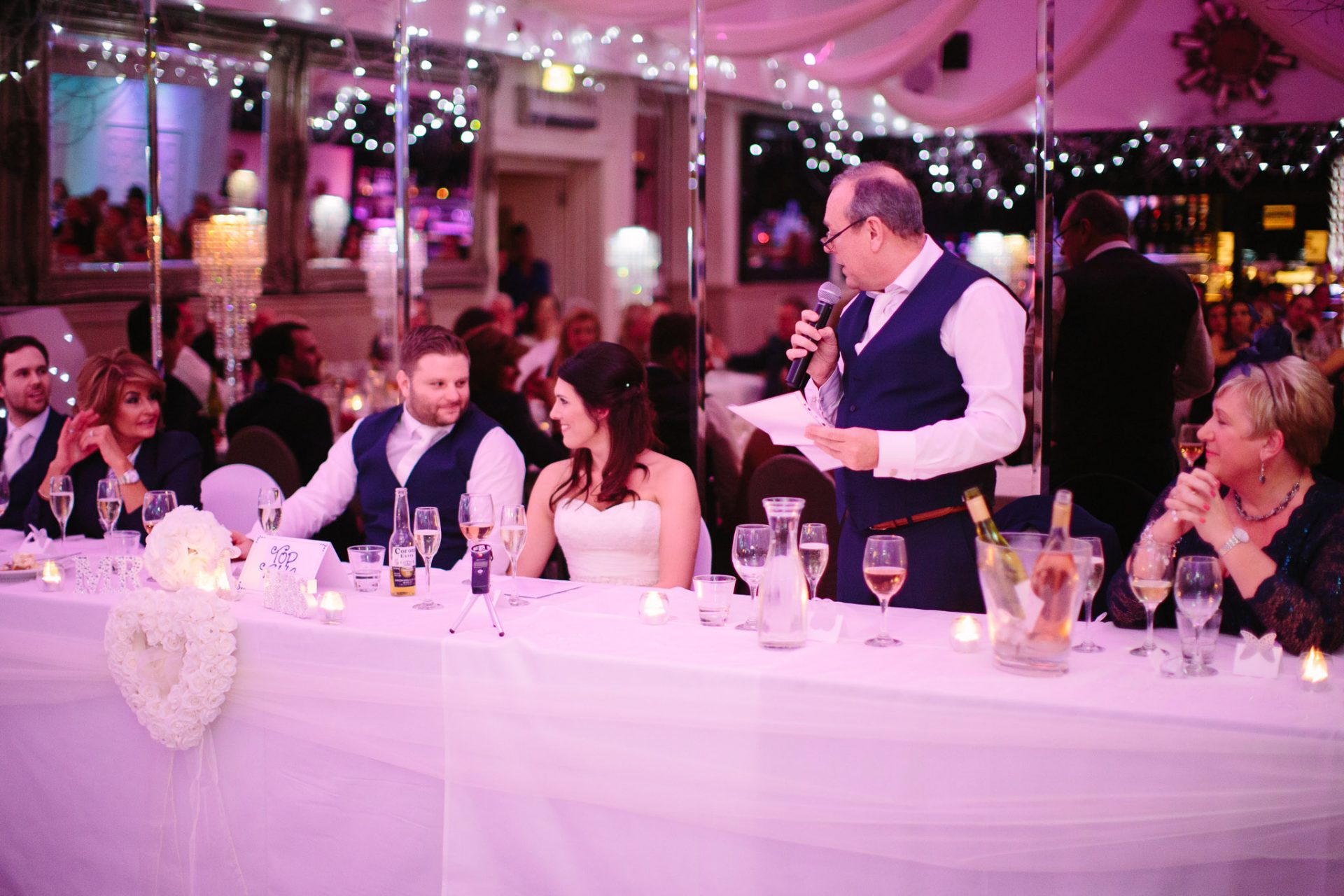 The Kings Oak Hotel Epping Forest Wedding