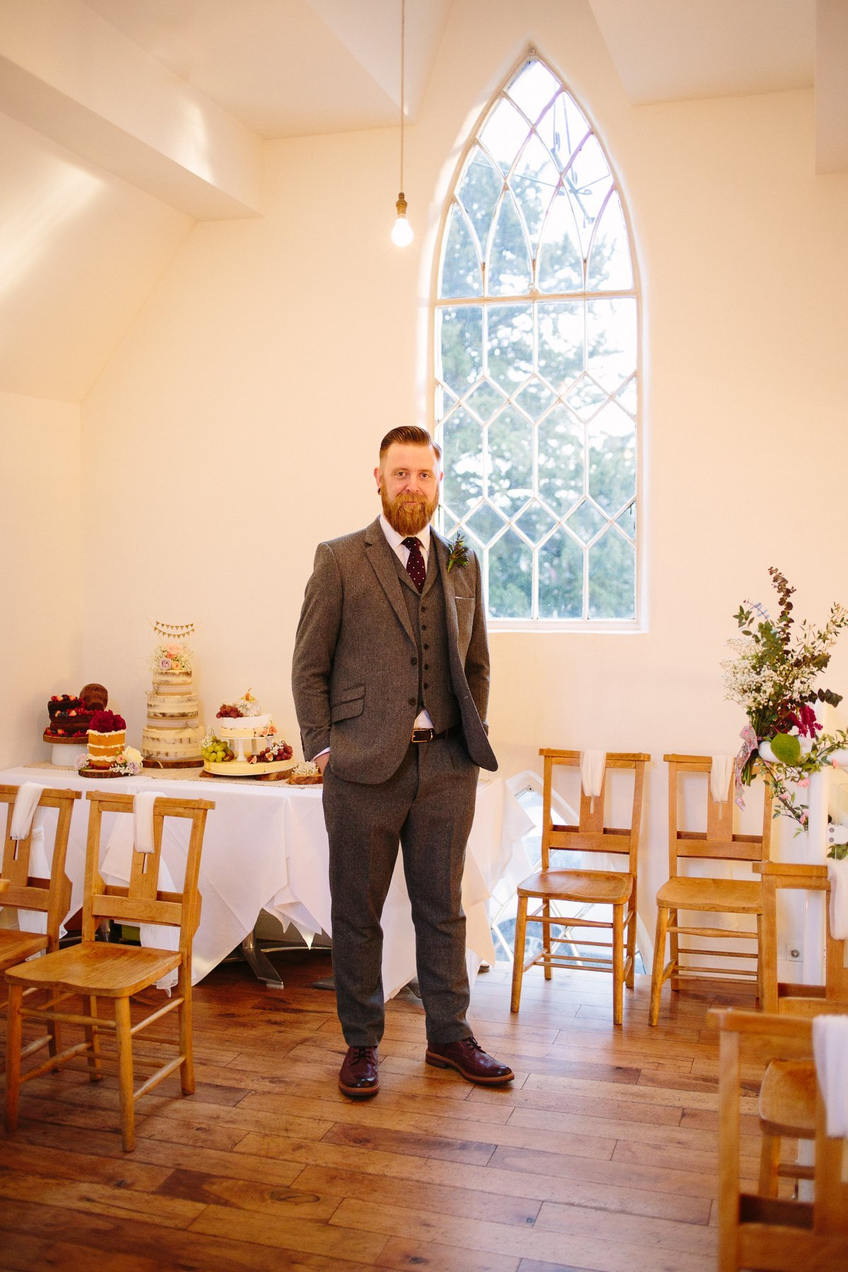 The Old Parish Rooms Rayleigh Wedding