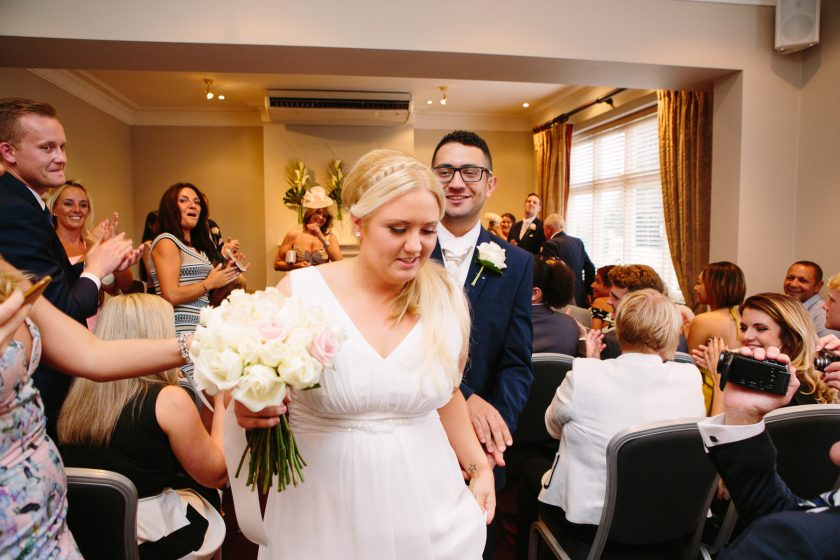 Packfords Hotel Woodford Green Wedding | Leigh & Will