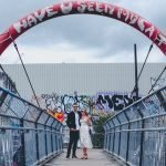 Hackney Wick Engagement Shoot