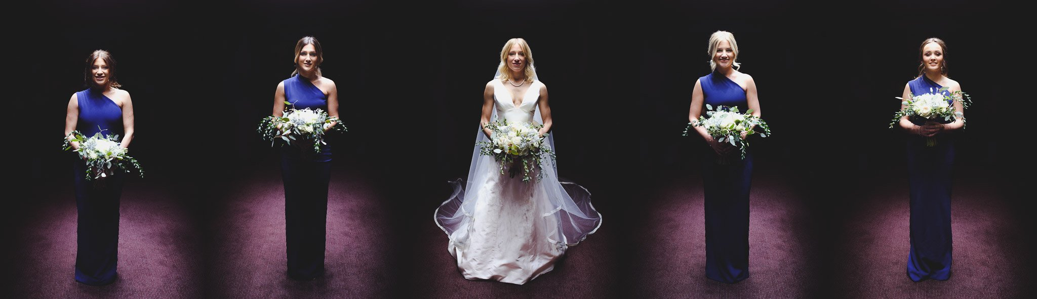 Portrait of a Bride at The Montcalm Hotel Finsbury Square London